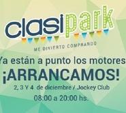 Llega Clasipark, la fiesta del fin de semana