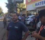 Motochorros asaltan a comerciante en Asunción