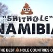 Namibia responde a Trump: