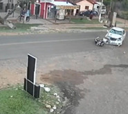 Grave accidente en Piribebuy - Paraguay.com