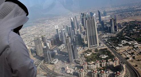 Dubai inaugura hoy el edificio m s alto del mundo for Espectaculo de dubai fashland
