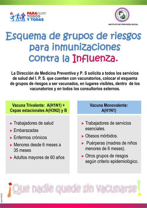 Campa a de vacunaci n contra gripe a h1n1 ya inici en el for Combinaciones y dosis en la preparacion de la medicina natural