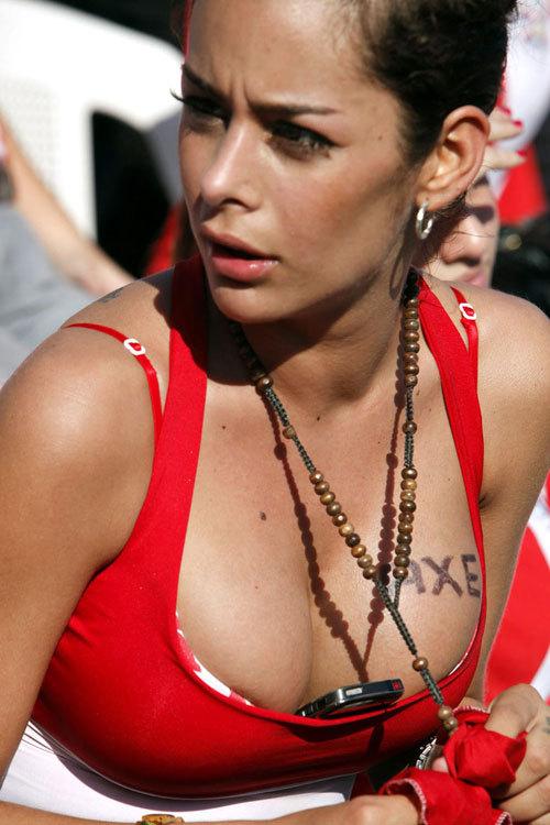 Larissa Riquelme Premiará Esfuerzo Albirrojo Con Desnudo Paraguaycom