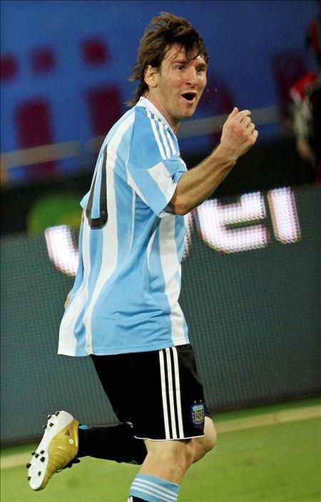 Messi acaba con su mala suerte ante brasil - Acabar con la mala suerte ...