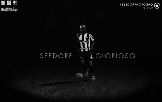 El Brasileirão de las estrellas: Seedorf jugará en Botafogo
