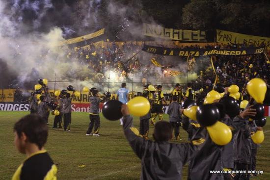 Ver Partido: Guaraní vs 12 de Octubre (06 de octubre) (A Que Hora Juegan)
