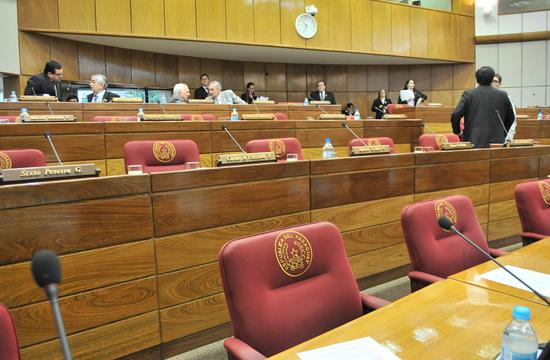 Senado no sesiona por falta de cuórum; solo estaban seis legisladores