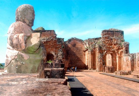 El esplendor de las Ruinas Jesuíticas - Paraguay.com