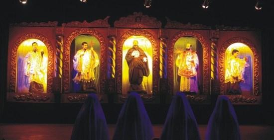 Resultado de imagen para sitios turisticos relacionados con los jesuitas en paraguay
