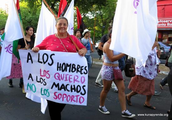putas en paraguay noticias feministas