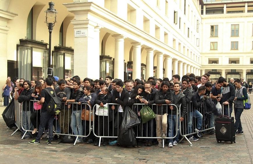Comprar Un Iphone En Londres