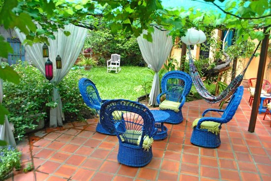 5 hospedajes en asunci n for Hostal ciudad jardin