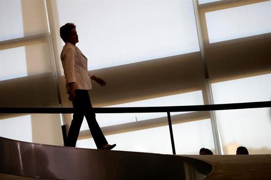 Michel Temer ya es el presidente de Brasil