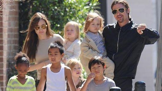FBI investiga a Brad Pitt por maltrato a sus hijos