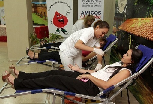 Aumenta demanda, pero no donantes de sangre