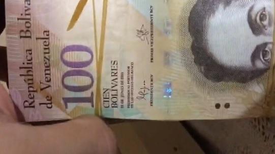 Ministerio Público investiga la incautación de billetes venezolanos en Paraguay