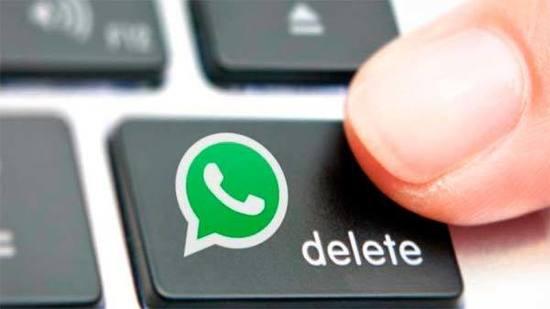 Pronto WhatsApp permitirá eliminar los mensajes enviados