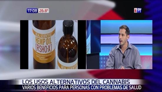 Santa Fe se suma a la marcha mundial de la marihuana