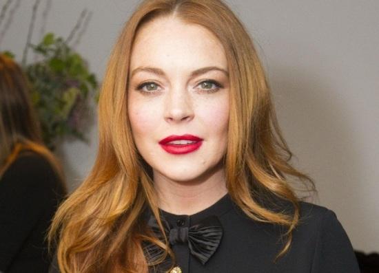 Lindsay Lohan sale a la defensa de Donald Trump