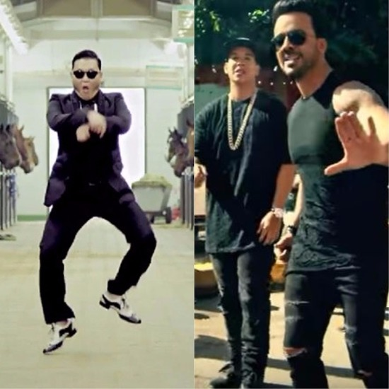 Destronan a Gangnam Style como el video más visto de YouTube