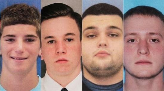 Cuatro jóvenes desaparecidos y un hallazgo escalofriante