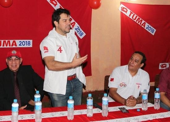 Tuma confirma que Hugo Javier se pasa al cartismo — PARAGUAY