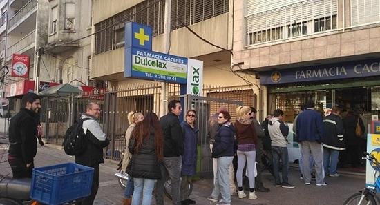 Bancos imponen trabas al comercio legal de marihuana — Uruguay