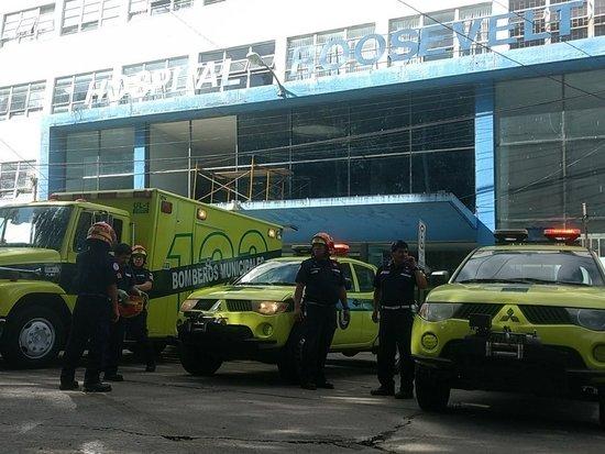 Un tiroteo se produce en hospital de Guatemala