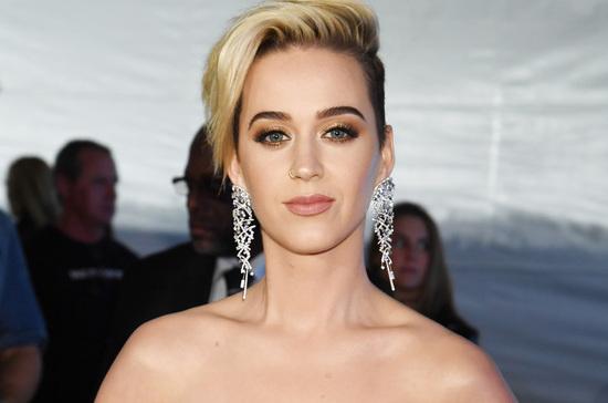 ¡Katy Perry se puso a jugar al básquet!
