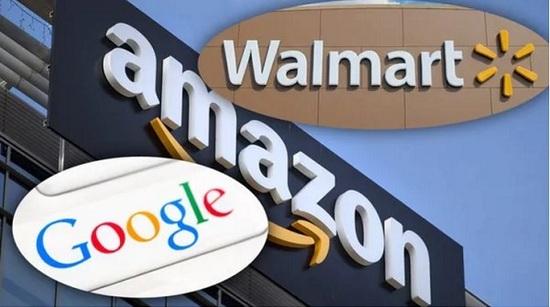 Alianza de Google y Walmart promete compras más veloces