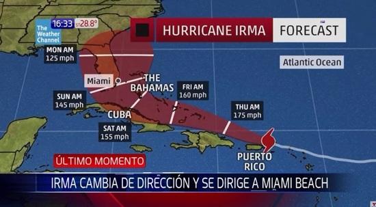 95 vuelos cancelados desde y hacia RD por paso de Irma