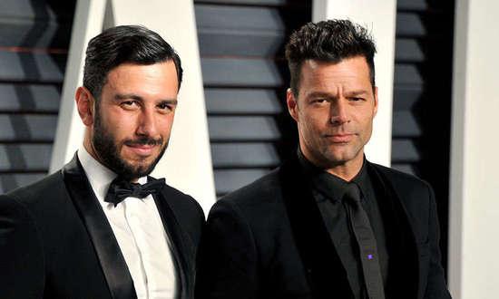 Ricky Martin no podrá casarse en Puerto Rico