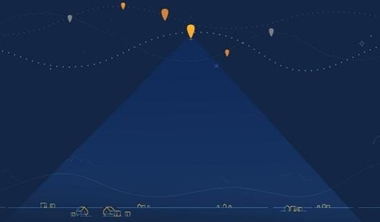 Google envía globos con internet a Puerto Rico