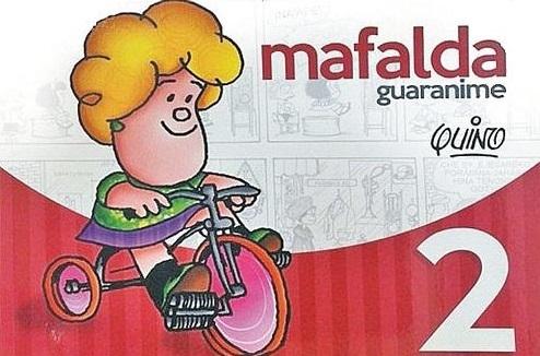 Mafalda es editada por primera vez en un idioma originario: guaraní