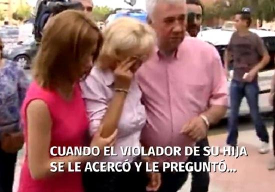 Sale de prisión mujer que quemó al violador de su hija