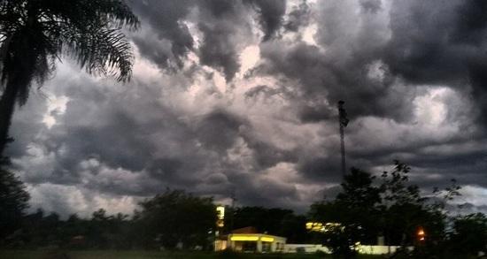 Preparate para lluvia de esta noche y para el infierno del viernes