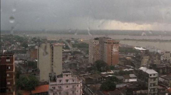 Alerta por tormentas fuertes para toda la provincia