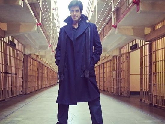 David Copperfield es acusado de drogar y violar a una mujer — Escándalo