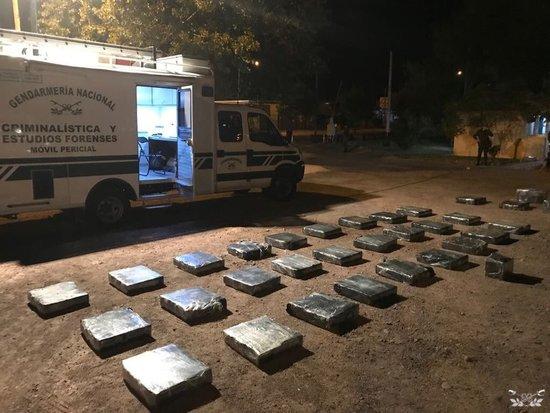 Desbaratan una banda narco que operaba en Argentina, Paraguay y Chile — Mendoza