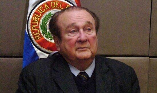 Confirman extradición para Nicolás Leoz