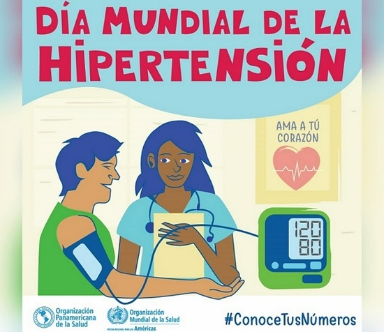 Advierten sobre la hipertensión arterial