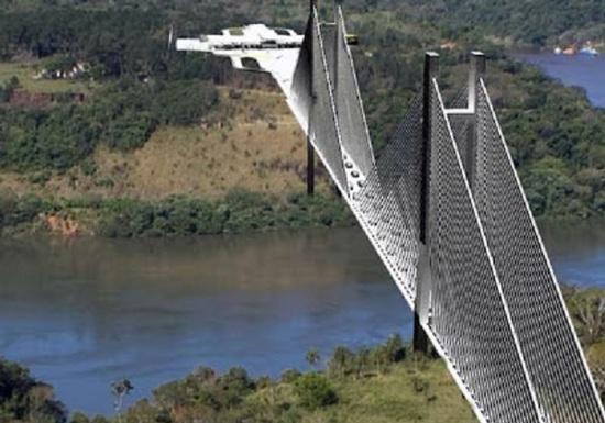 Resultado de imagen para segundo puente paraguay brasil