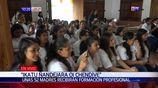 mujeres solteras en paraguay 2019